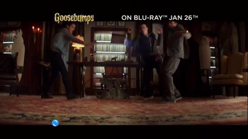 Goosebumps Home Entertainment TV Spot - Thumbnail 1