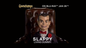 Goosebumps Home Entertainment thumbnail
