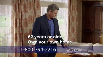 American Advisors Group Reverse Mortgage TV Spot, 'Retirement Planning' - Thumbnail 3