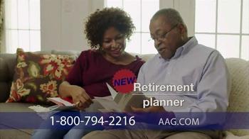 American Advisors Group Reverse Mortgage TV Spot, 'Retirement Planning' - Thumbnail 6