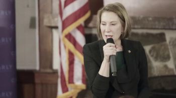 CARLY for America TV Spot, 'Tested Leader' Featuring Carly Fiorina