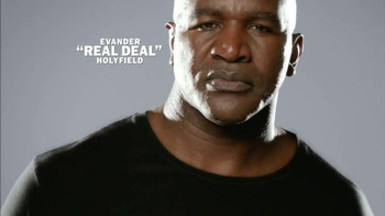 Carl's Jr. $4 Real Deal TV Spot, 'The Heavyweight' Feat. Evander Holyfield - Thumbnail 2
