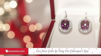 Overstock.com TV Spot, 'Diamonds, Gemstones and Fashion Jewelry' - 173 commercial airings
