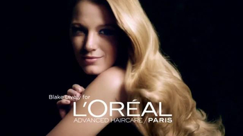 L'Oreal Paris Extraordinary Oil TV Spot, 'Transformed' Ft. Blake Lively - Thumbnail 1