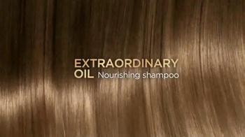 L'Oreal Paris Extraordinary Oil TV Spot, 'Transformed' Ft. Blake Lively - Thumbnail 5