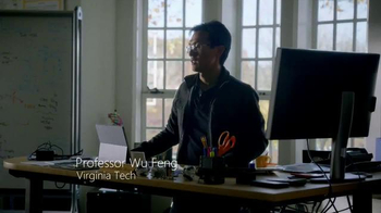 Microsoft Cloud TV Spot, 'Changing the World' Featuring Wu Feng - Thumbnail 4