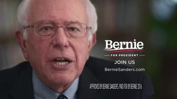 Bernie 2016 TV Spot, 'People Power' - Thumbnail 7