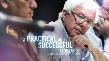 Bernie 2016 TV Spot, 'Effective' - Thumbnail 3
