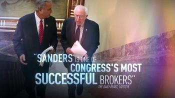 Bernie 2016 TV Spot, 'Effective' - Thumbnail 5