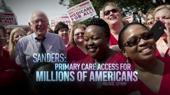 Bernie 2016 TV Spot, 'Effective' - Thumbnail 6