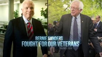 Bernie 2016 TV Spot, 'Effective' - Thumbnail 7