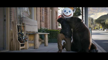Jack in the Box Breakfast Croissant TV Spot, 'Bear Attack' - Thumbnail 6