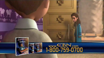 CBN Superbook DVD Club TV Spot, 'Samuel and The Call of God' - Thumbnail 7
