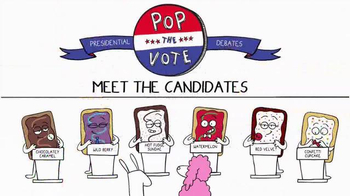 Pop-Tarts TV Spot, 'Debate' - 13971 commercial airings