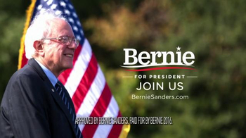 Bernie 2016 TV Spot, 'Rock'