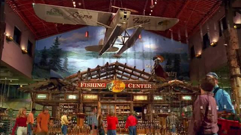 Bass Pro Shops TV Spot, 'It's More Than a Store' - 81 commercial airings