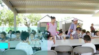 Grassroots Global Development Foundation TV Spot, 'Providing Education' - Thumbnail 4