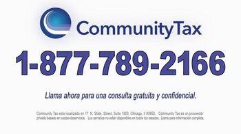 Community Tax TV Spot, 'Resuelva el problema de impuestos' [Spanish] - Thumbnail 8