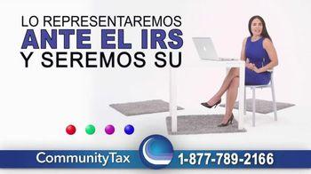 Community Tax TV Spot, 'Resuelva el problema de impuestos' [Spanish] - Thumbnail 6