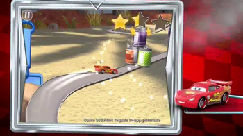 Cars Daredevil Garage App TV Spot, 'Crank up the Speed' - Thumbnail 3