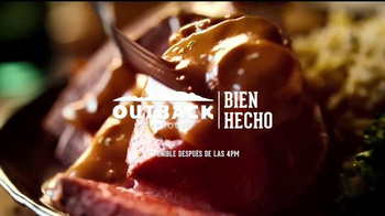 Outback Steakhouse TV Spot, 'Asar' [Spanish] - Thumbnail 10