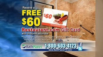 Bath Planet 60-60-60 Sale TV Spot, 'It's Time' - Thumbnail 8