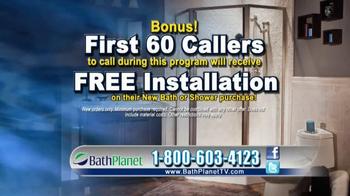 Bath Planet 60-60-60 Sale TV Spot, 'It's Time' - Thumbnail 5