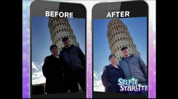 Selfie Starlite TV Spot, 'Portable Selfie Light'