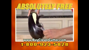 Clever Cutter TV Spot, 'Knife & Cutting Board in One' - Thumbnail 5