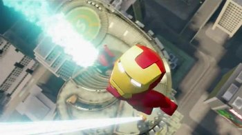 LEGO Marvel's Avengers: 2015 Official Trailer thumbnail