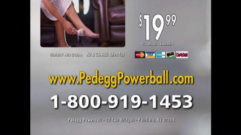 PedEgg Powerball TV Spot, 'Love Your Feet' - Thumbnail 9