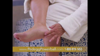 PedEgg Powerball TV Spot, 'Love Your Feet' - Thumbnail 2