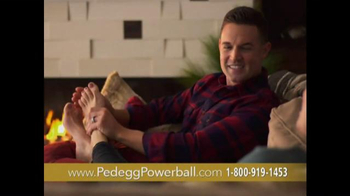 PedEgg Powerball TV Spot, 'Love Your Feet' - Thumbnail 3