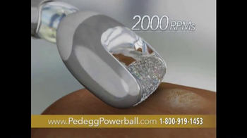PedEgg Powerball TV Spot, 'Love Your Feet'
