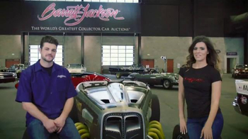 Barrett-Jackson TV Spot, '2016 Merchandise and Apparel'