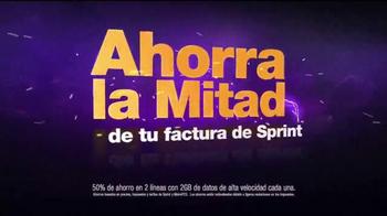 MetroPCS TV Spot, '¡Despídete de Sprint!' [Spanish] - Thumbnail 4