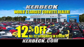 Kerbeck Corvette TV Spot, '400 New Corvettes' - Thumbnail 1