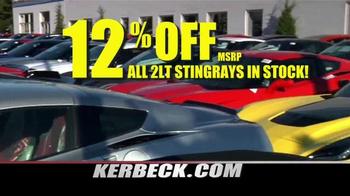 Kerbeck Corvette TV Spot, '400 New Corvettes' - Thumbnail 3