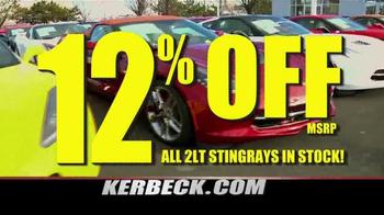 Kerbeck Corvette TV Spot, '400 New Corvettes' - Thumbnail 4