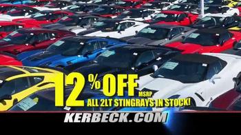 Kerbeck Corvette TV Spot, '400 New Corvettes' - Thumbnail 7