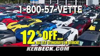 Kerbeck Corvette TV Spot, '400 New Corvettes' - Thumbnail 8