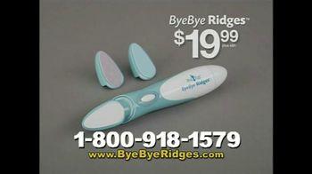 PedEgg ByeBye Ridges TV Spot, 'All in the Ridges'