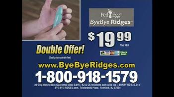PedEgg ByeBye Ridges TV Spot, 'All in the Ridges' - Thumbnail 9