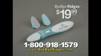 PedEgg ByeBye Ridges TV Spot, 'All in the Ridges' - 11 commercial airings