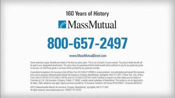 MassMutual Guaranteed Acceptance Life Insurance TV Spot, 'Years Ago' - Thumbnail 9