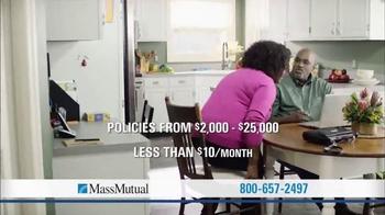 MassMutual Guaranteed Acceptance Life Insurance TV Spot, 'Years Ago' - Thumbnail 7