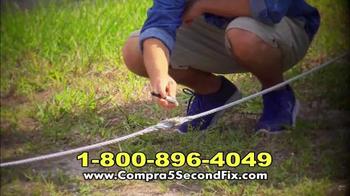 5 Second Fix TV Spot, 'Reparaciones al instante' [Spanish] - Thumbnail 6