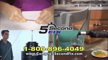5 Second Fix TV Spot, 'Reparaciones al instante' [Spanish] - Thumbnail 8
