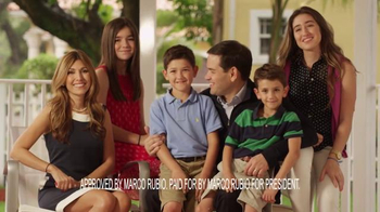 Marco Rubio for President TV Spot, 'Life' - Thumbnail 10
