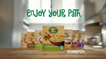 Nature's Path Pumpkin Flax Granola TV Spot, 'What's On Your Path?' - Thumbnail 9